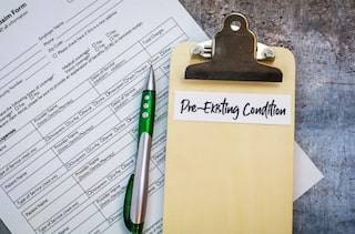 Springfield workers compensation attorney pre-existing condition