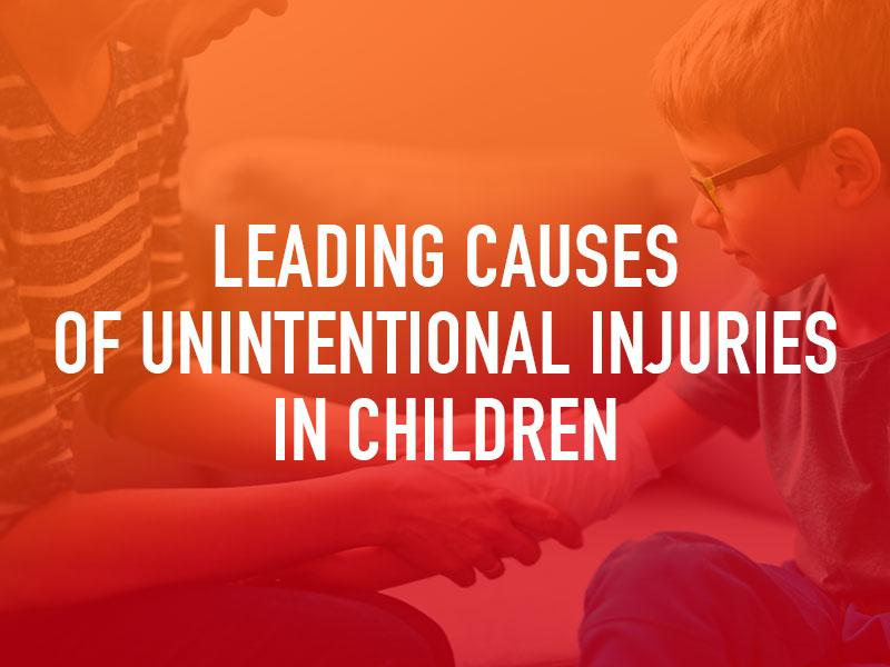 Leading Cause of Unintentional Injuries in Children