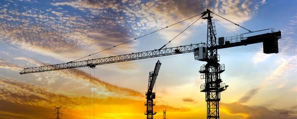 Peoria County construction accident attorneys for crane and dump truck injuries